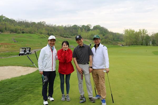2019 Pre-Gala Golf