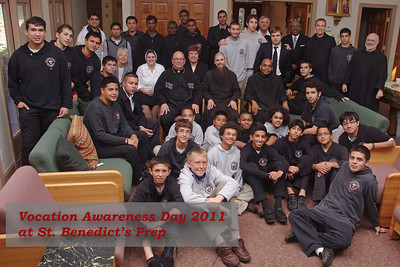 2011 Vocation Awareness Day at SBP