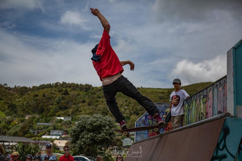 Waiheke Skate Comp 2018