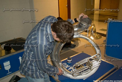 November 28, 2008 Cleaning Tubas
