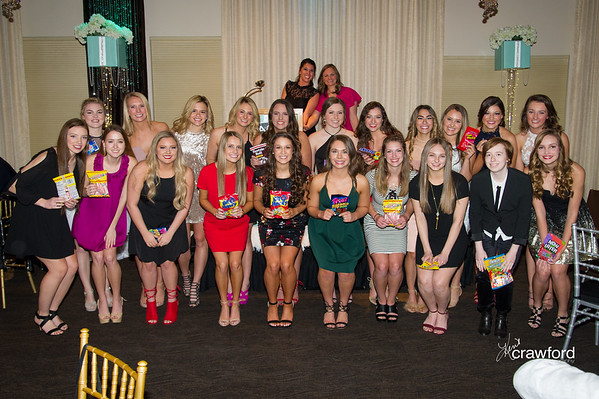 Dragon Cheer Banquet 16-17