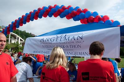 Angelmans Syndrome Foundation Walk- Cincinnati 2009