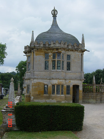 NT - Montacute House  - Somerset