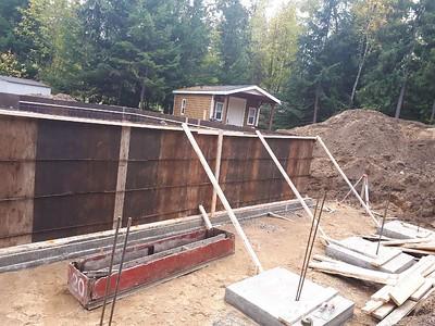 Cottage Build