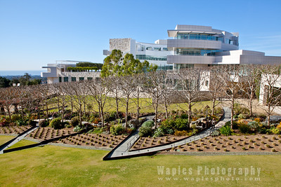 The Getty Center, Venice Beach