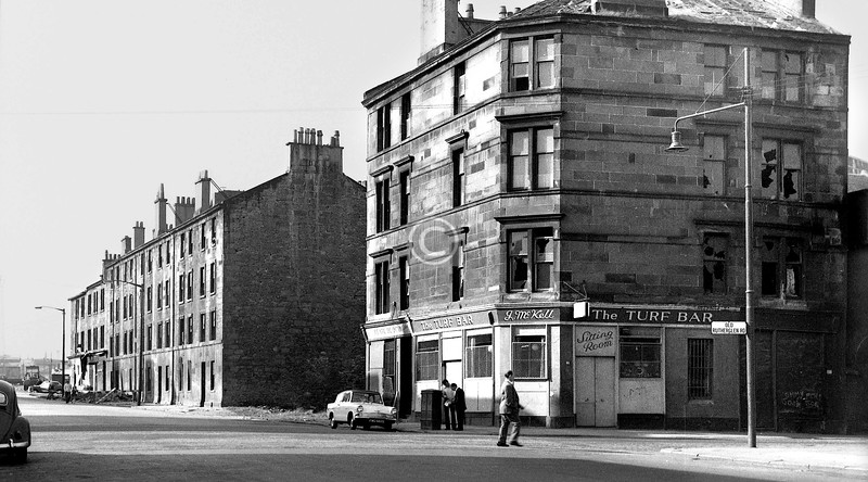 Hospital St, west side, south of Old Rutherglen Rd.  