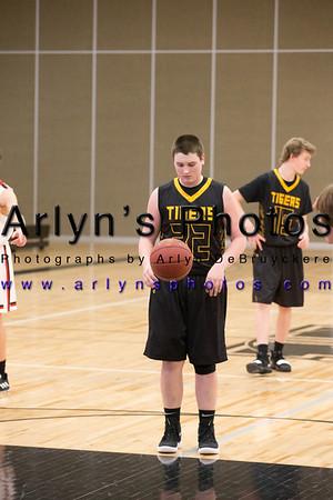 Boys Basketball vs Mound West Tonka