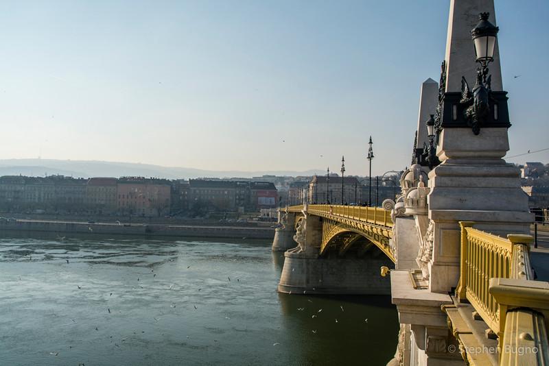 A Walk Around Budapest