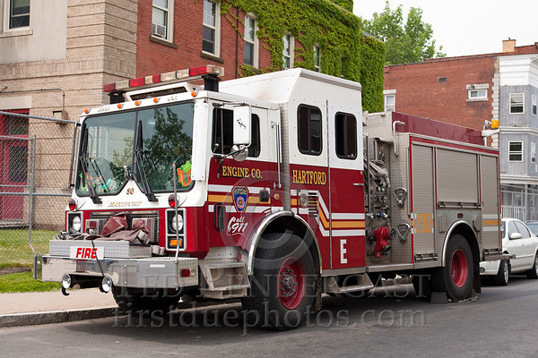 Hartford CT Area Fire Apparatus