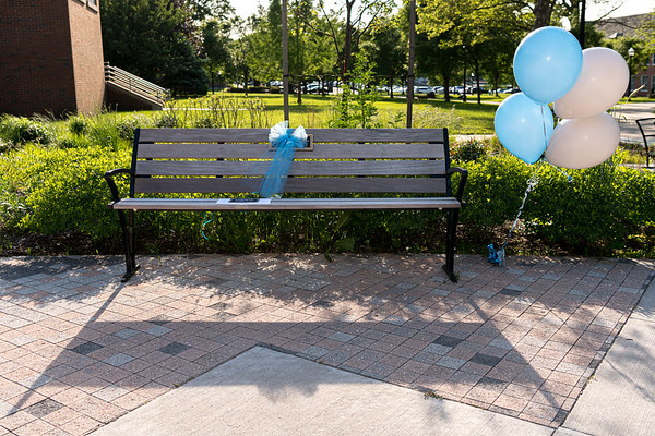 Bench Campaign Dedication 2019