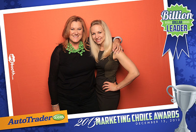 2013.12.13 AutoTrader Marketing Chocie Awards