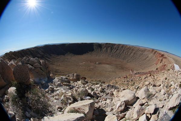 Meteor Crater 2014
