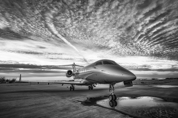 Plane Photo Shoot