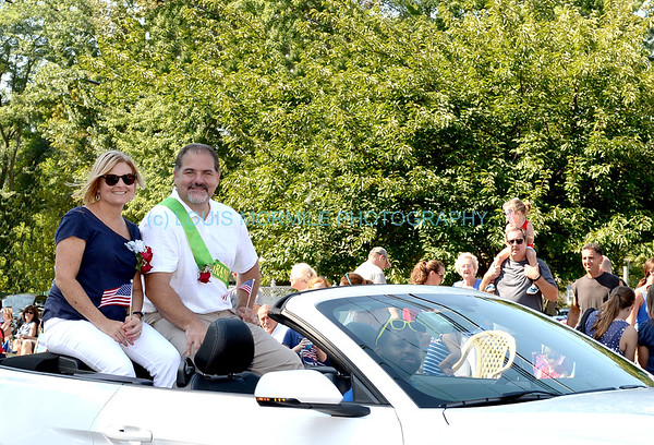 South Plainfield  61st Annual  LABOR DAY PARADE & CANDIDS -  9/2018
