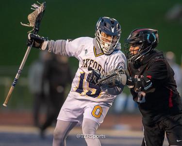 Varsity Lacrosse vs. Troy 4/29/2019