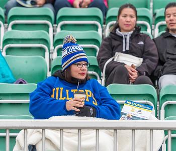 Saskatoon Hilltops vs Regina Thunder