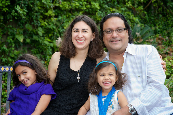 The Di Benedetto-Singh Family 2013