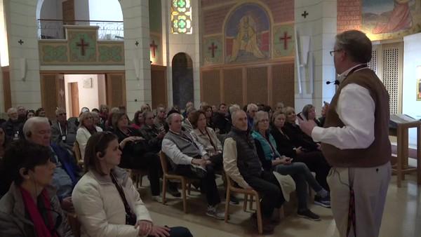 13 - Devotional at the Church of Saint Peter in Gallicantu