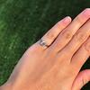 0.78ct Round Brilliant Diamond Bridal Set by Cartier 36