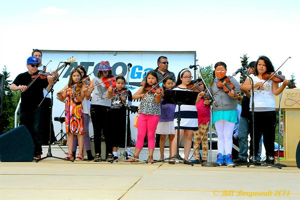 June 22, 2014 - National Aboriginal Day celebrations in St Albert