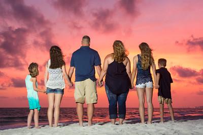 The Shaw Family Panama City Beach 2015 - Sun Fun Photo