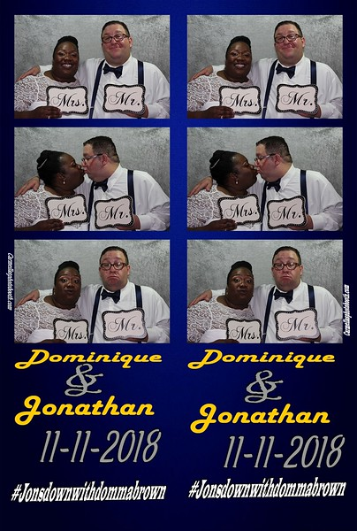 Jonathan & Dominique