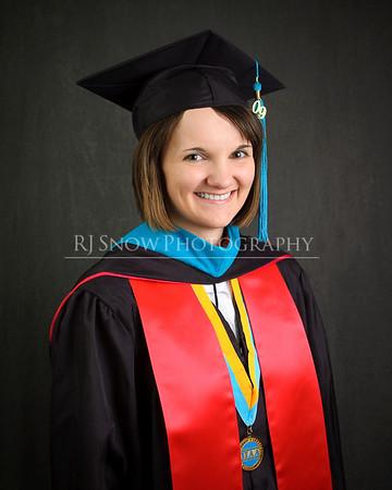 Kiersten Graduates