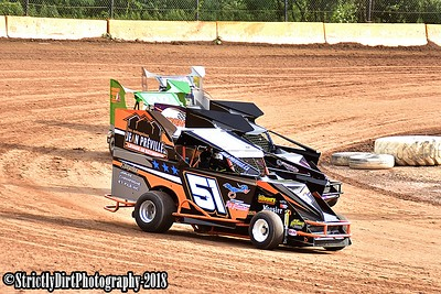 Hamlin Speedway 06.16.18