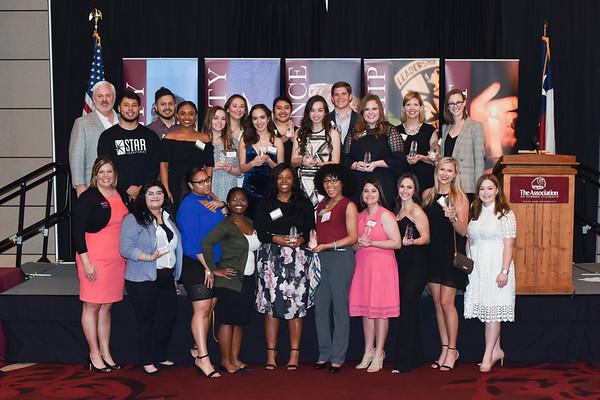 2018 Aggie Greek Awards Banquet