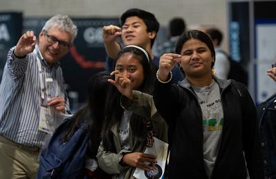 Student Outreach Program sponsored by AUI