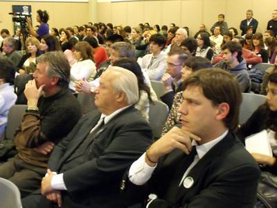 Foro Empresarial Patagonia, 7 y 8 de mayo de 2010, Bariloche