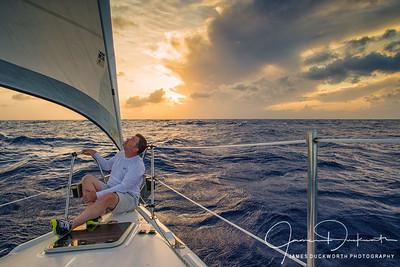 Sailing Farjardo, Puerto Rico to St. Augustine, Florida