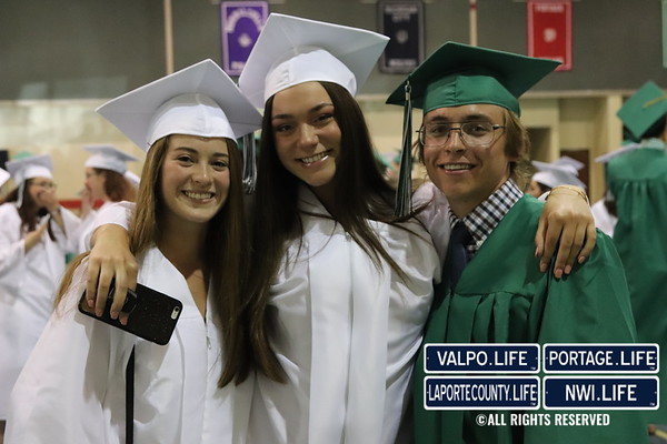Valparaiso High School Graduation 2018