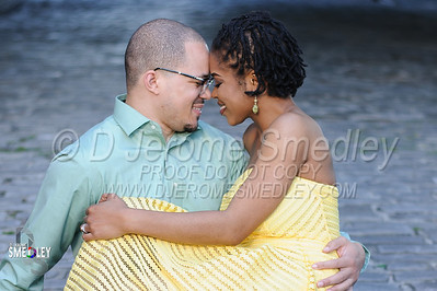 Camellia + Marlon Engagement