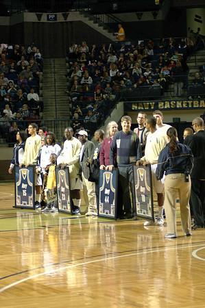 2011 Navy Mens Basketball