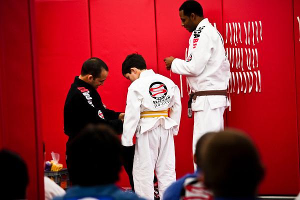 Soca BJJ 2010 Annual Belt Ceremony