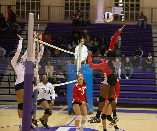 DCSAA Volleyball All Star Game