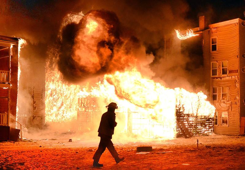 Lewiston fire