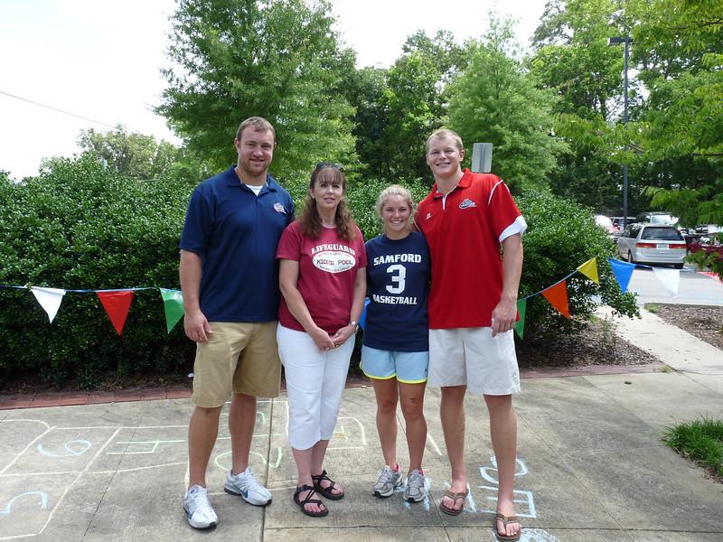 Samford athletes & Ms_ Dona.jpg