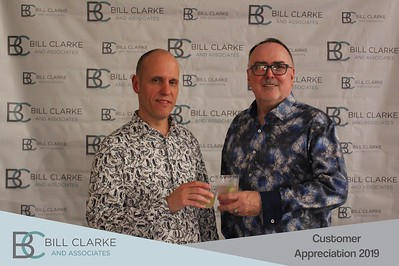 Bill Clarke Customer Appreciation Celebration