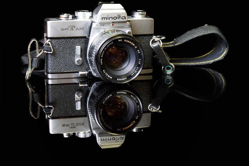 Minolta SRT-202
