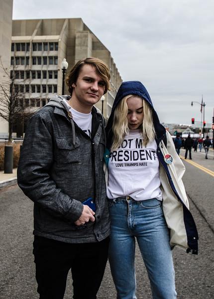 Donald Trump Inauguration - Washington D.C. (1-20-17)
