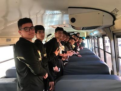 8th Grade Boys Basketball District Champs 2/29/2020