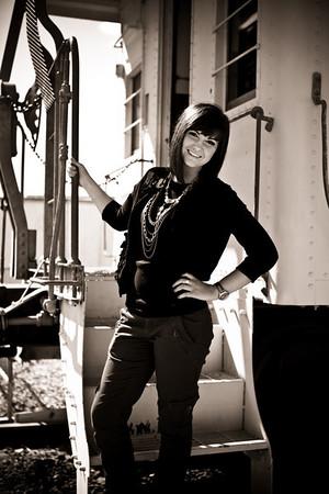 Jenna Evans 4-2011