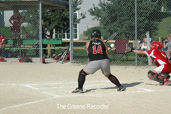 Softball vs Allison-Bristow