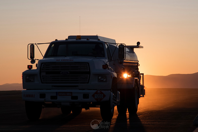 Fuel Bowser at Dawn