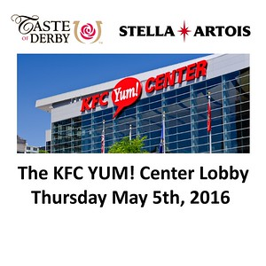 The KFC YUM! Center on May 5,  2016