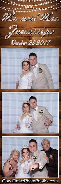 Mr. and  Mrs. Zamarripa