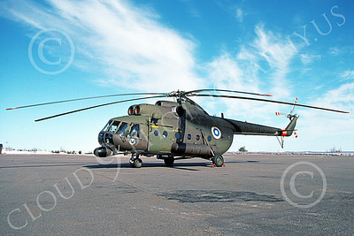 Finnish Air Force Mi-8 Pictures