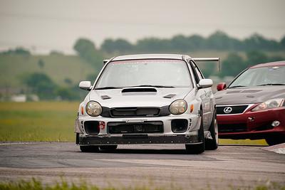 923 Silver Subaru WRX